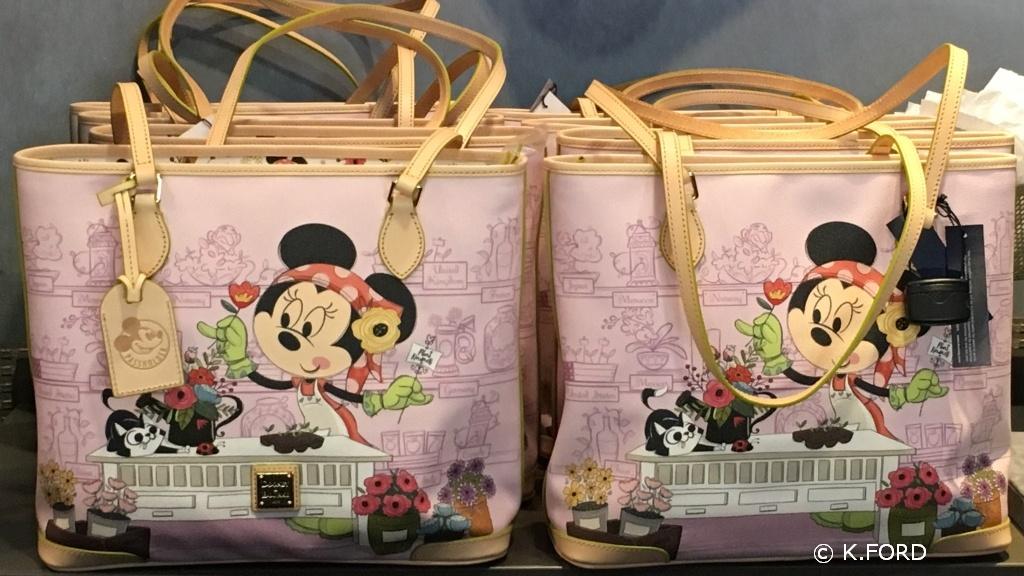 Epcot Flower and Garden Festival Dooney and Bourke Passholder Bag