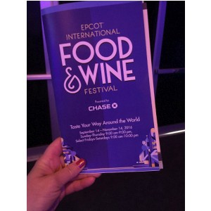 Epcot Food and Wine Festival Preview