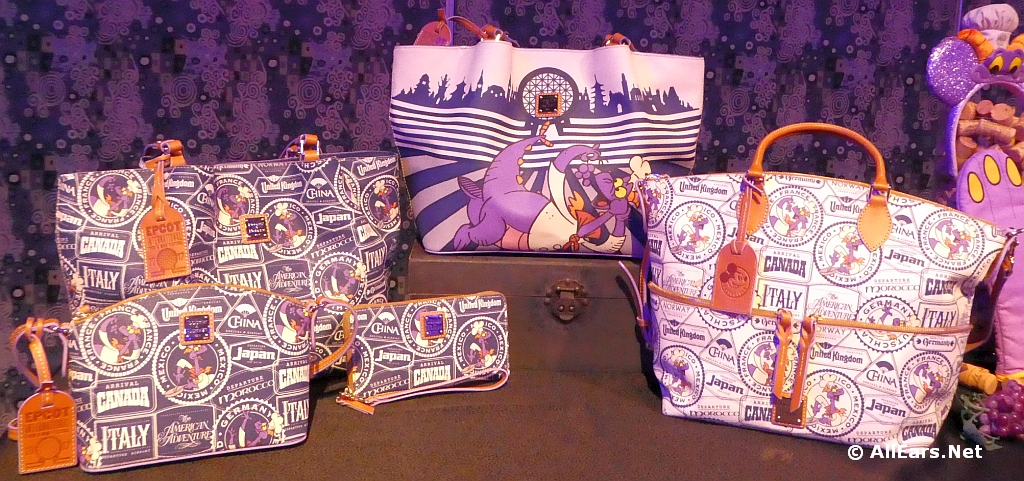 Epcot Food and Wine Festival Dooney and Bourke Bags