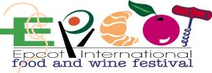 Food and Wine Fest Logo