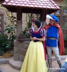 Snow White's Wishing Well