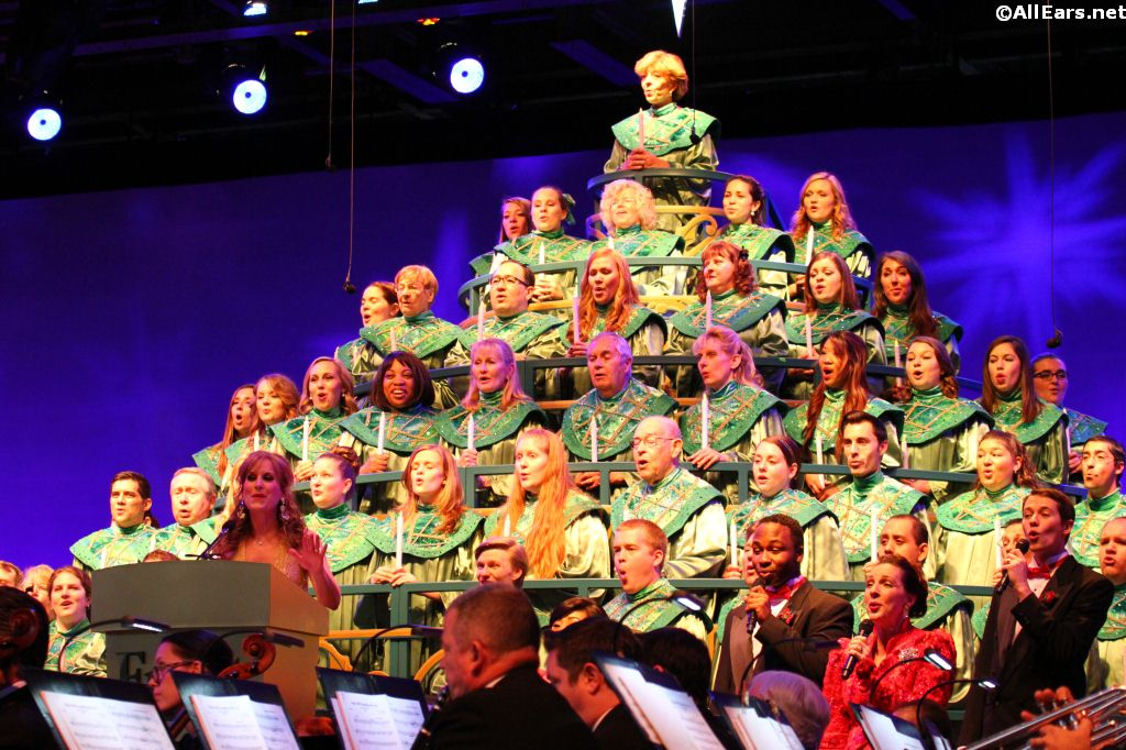 Reserve 2015 Candlelight Processional Dining Packages Now!