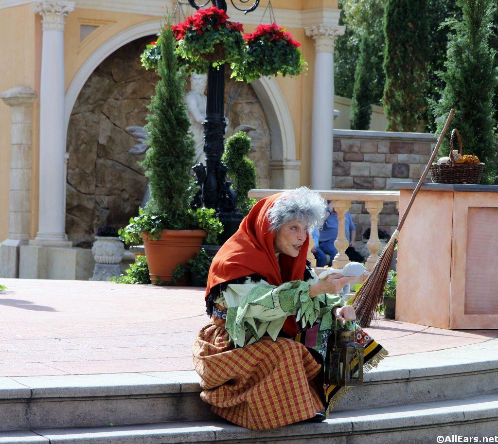 Italy S La Befana World Showcase Holidays Around The World