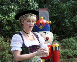 Helga and the Nutcracker German Holiday Traditions