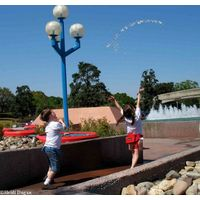 Imagination Jumping Fountains