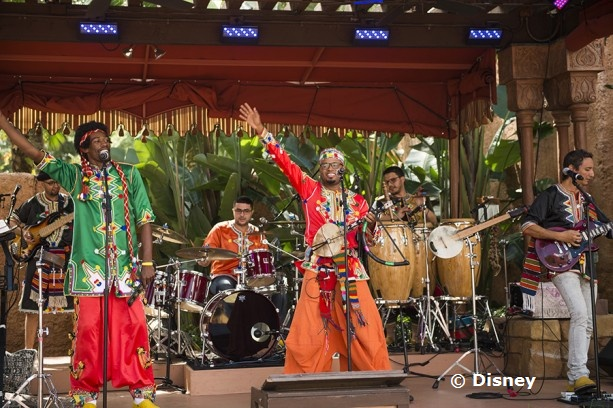 Ribab Fusion at Morocco Pavilion in Epcot