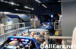 Test Track Epcot