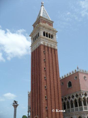 Campanile di San Marco in Epcot