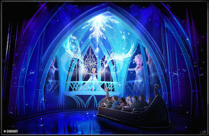 Frozen Ever After Artist Rendering