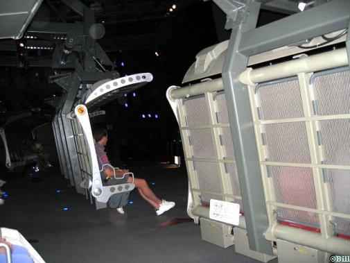 Hanglider Seats