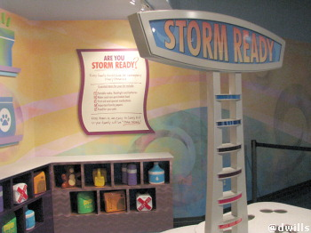 Kid's Storm Kit Area