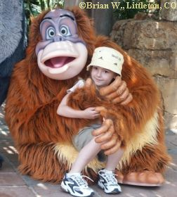 Emily and the King - Animal Kingdom