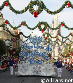 2017 Mickey's Very Merry Christmas Party Dates