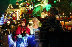 Tickets on Sale for Mickey's Very Merry Christmas Party