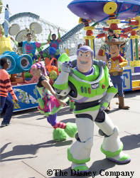 Buzz in Block Party Bash