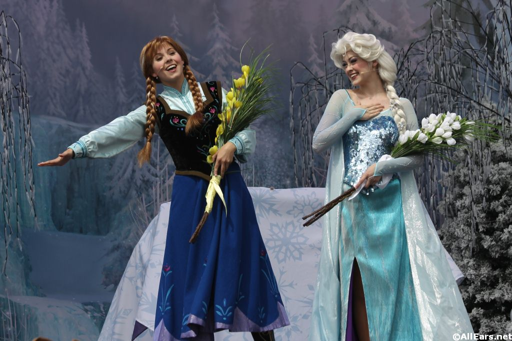 Frozen Summer Fun Extended to September 28th