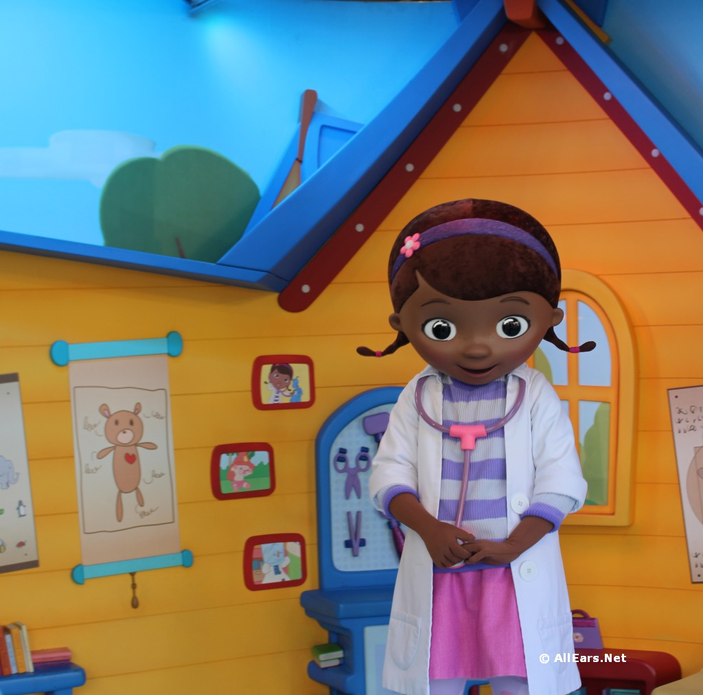Characters at a glance disneys hollywood studios doc mcstuffins kristyandbryce Images