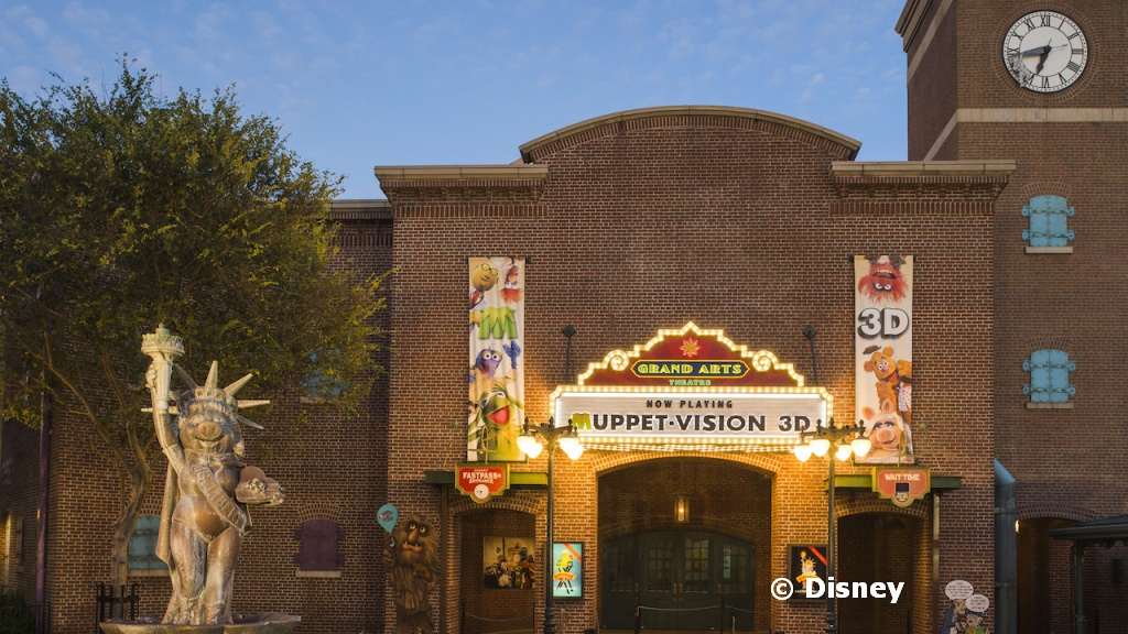 Grand Avenue Details Announced; Muppets Theater Renamed