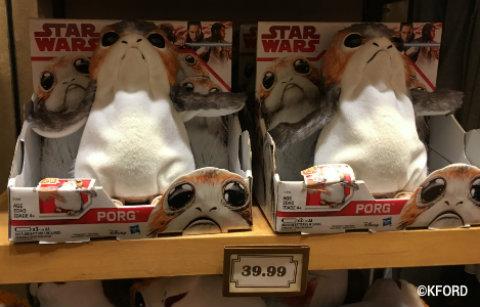 Star Wars Porgs