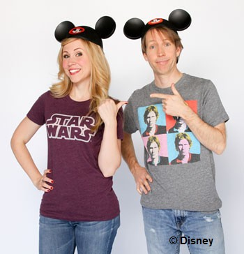 Star Wars Weekends Hosts