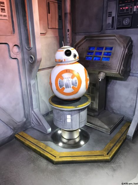 BB-8 Meet
