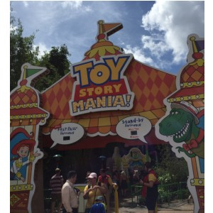 Toy Story Land Opening Photos