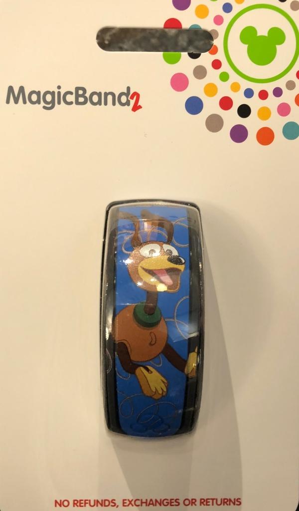 Slinky Dog MagicBand