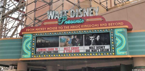 Walt Disney Presents Marquis