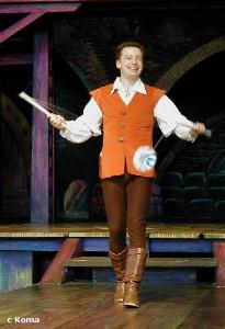 Matt the Juggler