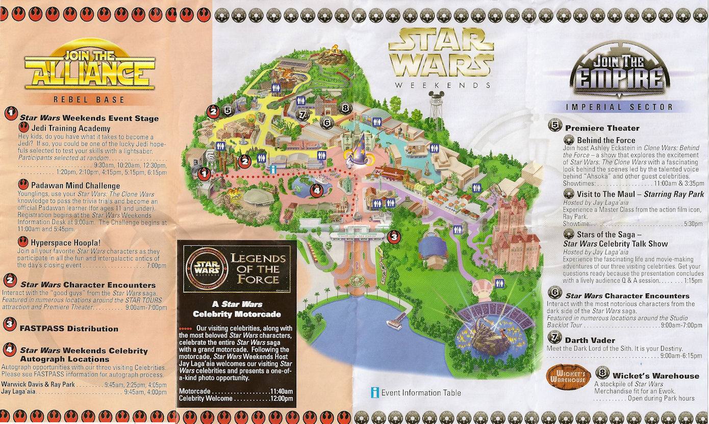 The World According To Jack Star Wars Weekends Archives