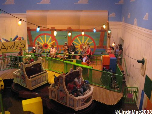Attraction Vehicle Photo Gallery Walt Disney World