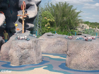 Ariel's Grotto Play Area