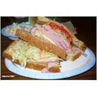 Columbia Harbour House Sandwich