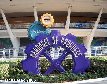 Carousel of Progress Entrance