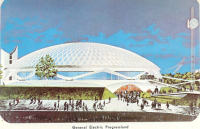 Scan of 1964-1965 Worlds Fair Photo Booklet