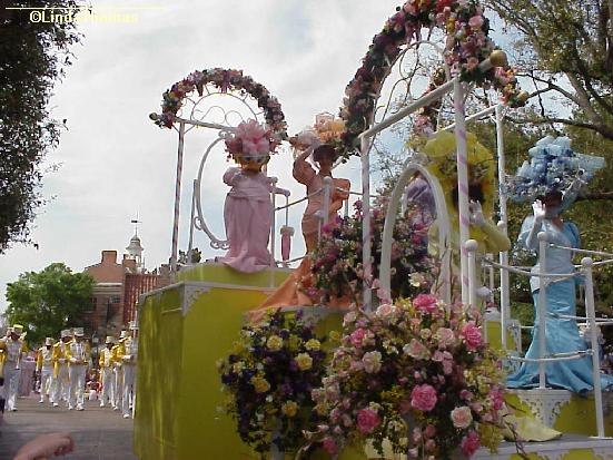 Easter Parade Float