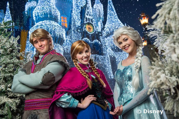 """A Frozen Holiday Wish"" Show to Debut November 5!"