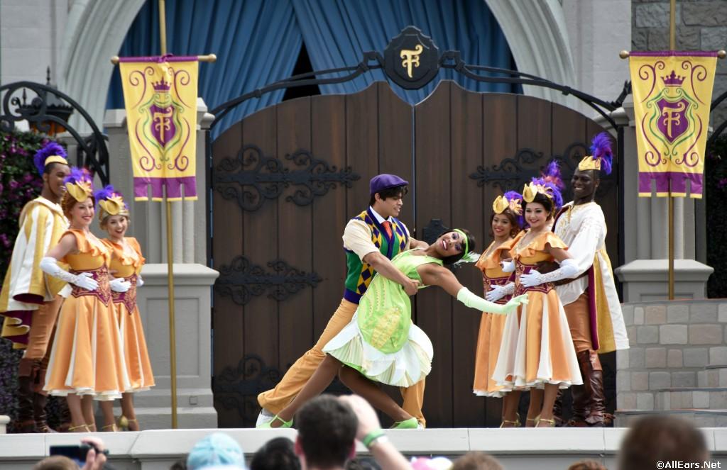 Mickey's Royal Friendship Faire Opens - Photos