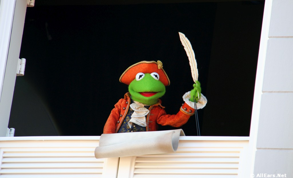 DEBUT: Muppets Present... Great Moments in American History