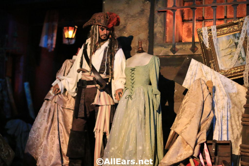 Pirates of the Caribbean - Magic Kingdom - AllEars Net