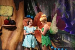 Tinker Bell Town Square Theater Magic Kingdom
