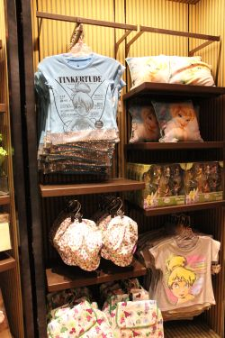 Tinker Bell Merchandise Town Square Theater Magic Kingdom