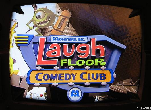 Laugh Floor Comedy Club - Magic Kingdom
