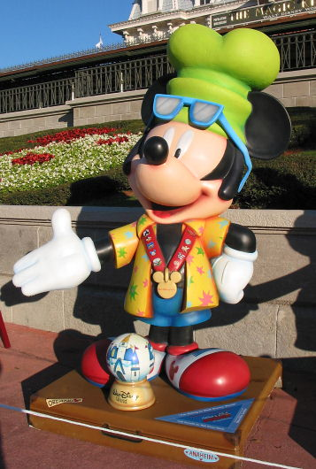 I'm Going to Walt Disney World Mickey