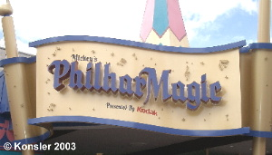 PhilharMagic Entrance