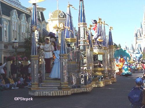 Magical Moments Parade