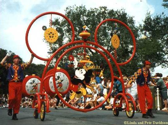 Mickey Mania Parade -- Magic Kingdom - AllEars Net