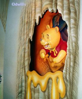 Pooh and the Honey