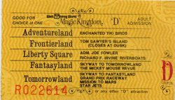 Star Jet D Ticket 1977
