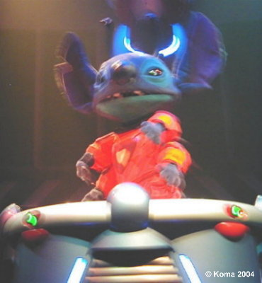 Stitch Animatronic
